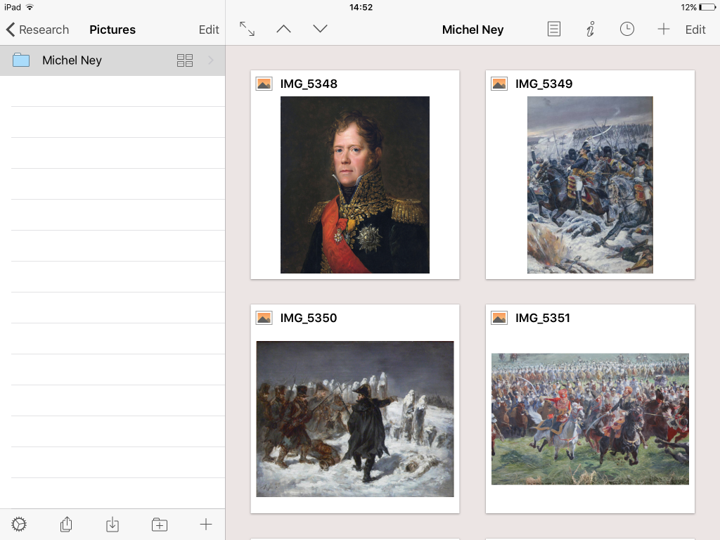 REVIEW: Scrivener (iOS) (iPad)