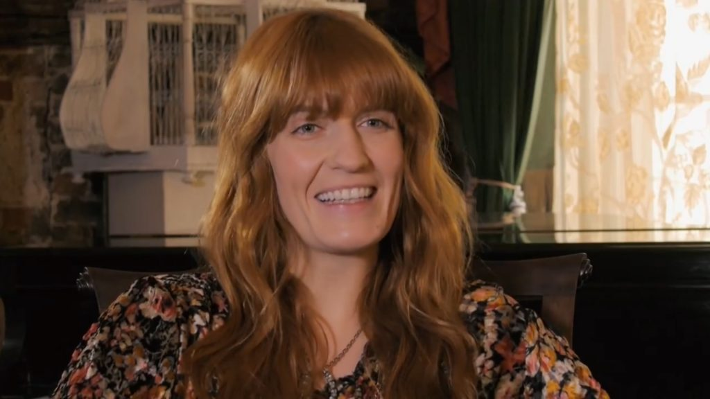 Florence + The Machine Releases Songs From Final Fantasy XV