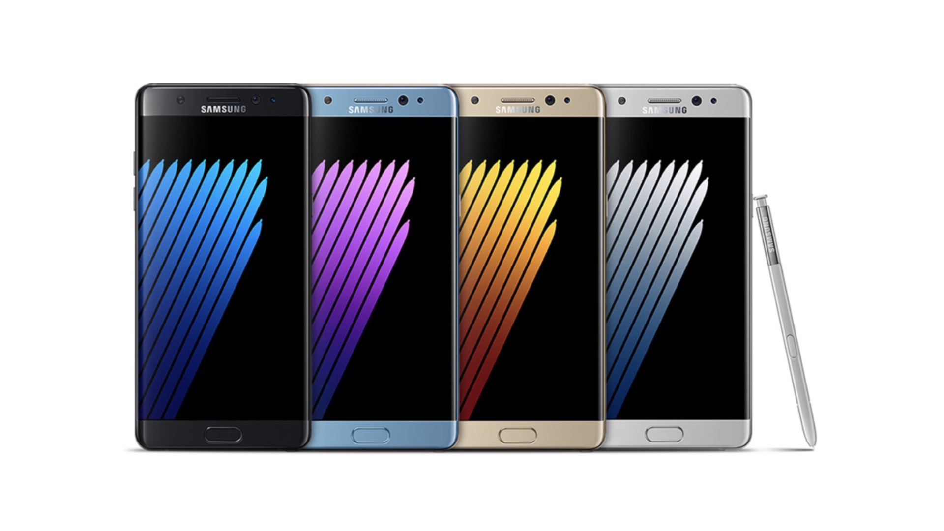 Replacement Galaxy Note 7 Batteries Attracting Complaints