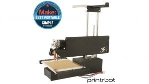 Printrbot Simple 3D Printer – Even Better with a Heated Bed!