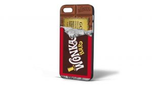 Unique iPhone SE Cases #4: Willy Wonka Chocolate Bar Case
