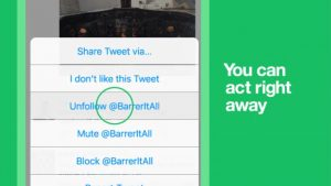 Twitter Adds Various Streamlined Functions to Tweets on iOS