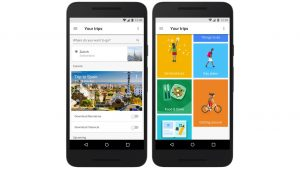 Vacation Planning App Google Trips Arrives on iOS, Android