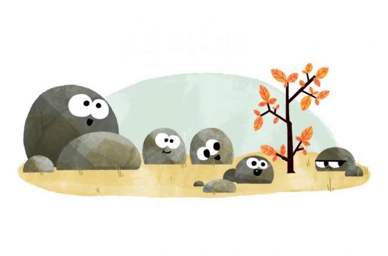 Google Doodle Marks Autumn's Arrival in Northern Hemisphere
