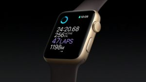 Apple Watch Series 2, with Swim Tracking and GPS, Announced