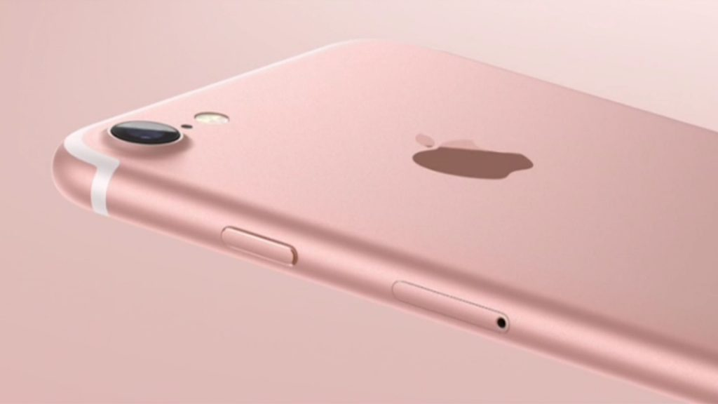 Iphone 7 and iphone 7 plus with great camera tweaks debut