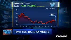 """Jack Dorsey Getting """"A Few More Quarters"""" to Fix Twitter"""