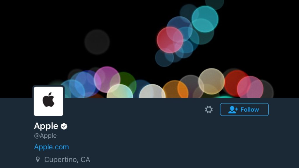 Will Apple Live Tweet Next Week's iPhone 7 Launch Event?