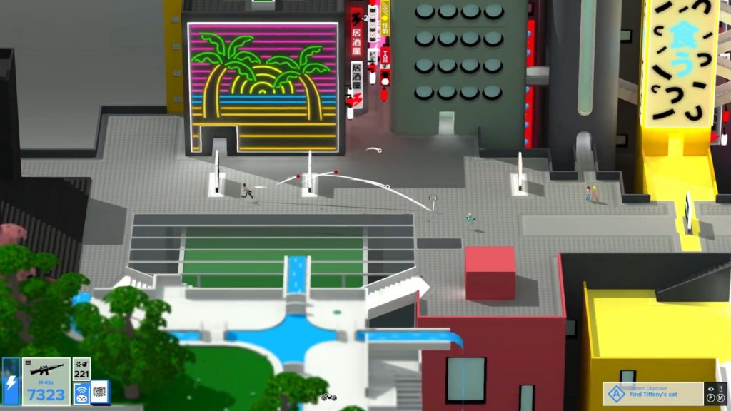 Open World Game Tokyo 42 to Hit PS4, Xbox One and PC in 2017