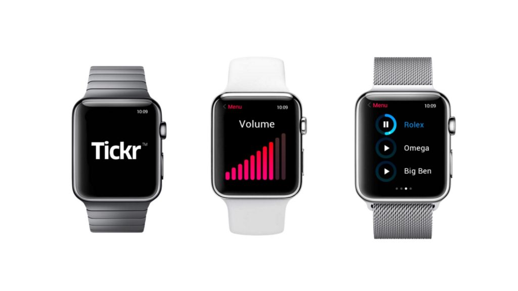 Tickr to Bring Mechanical Ticking Sounds to Apple Watch