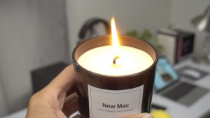 Writer Gives a Video Review of Twelve South's New Mac Candle