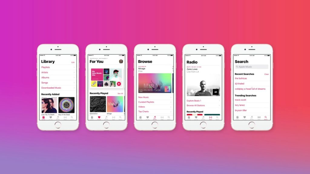 """New Ad Invites You to """"Explore the All-New Apple Music"""""""