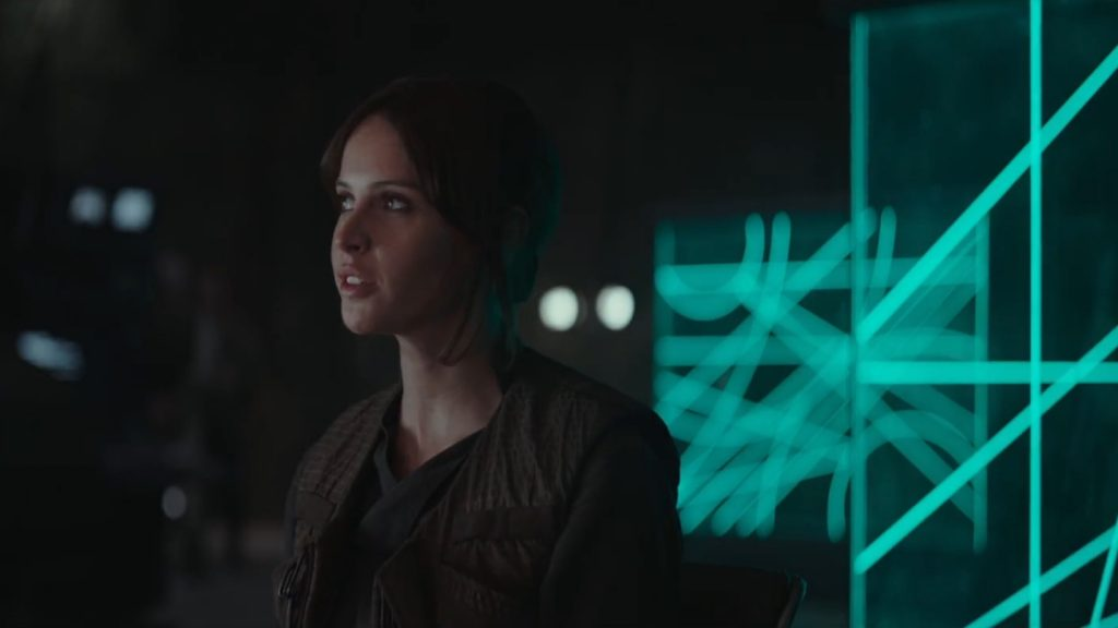 New Trailer for Rogue One: A Star Wars Story Released