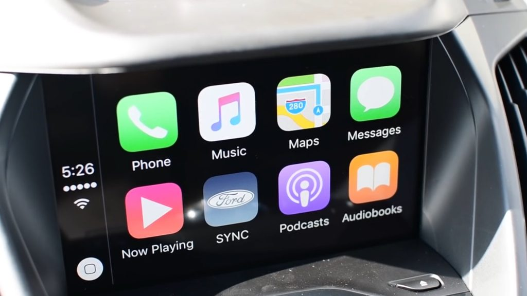 Apple Now Working on Self-Driving Platform, But Not a Car