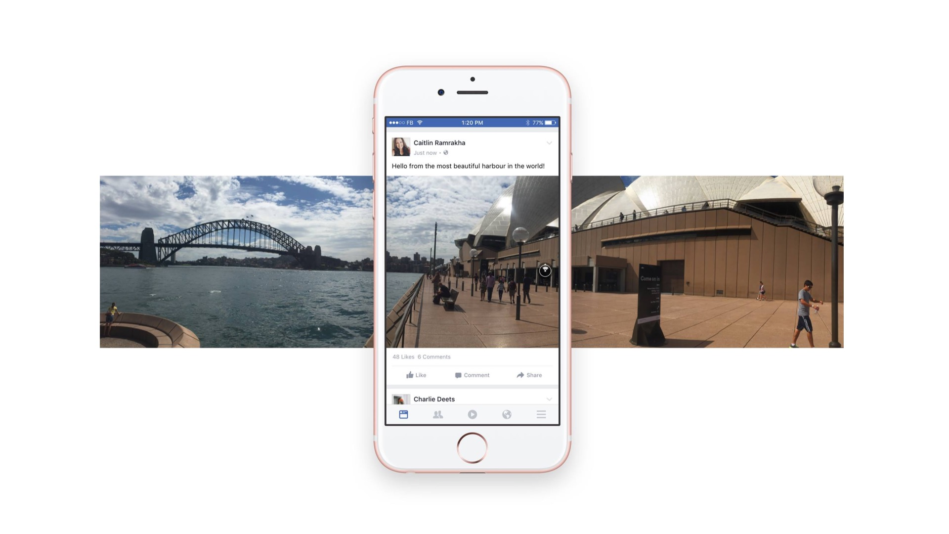 Photo of Facebook Makes a Number of Tweaks for Sharing 360 Photos
