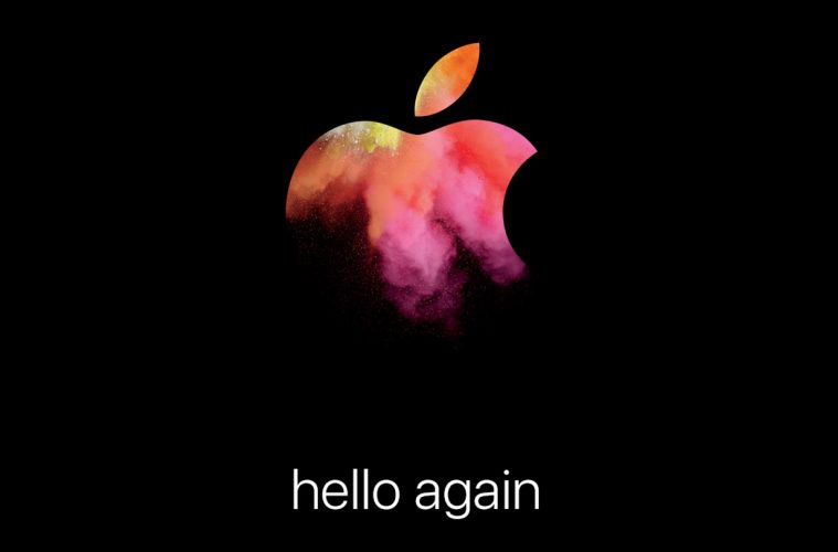 Apple Confirms October 27 Event, Expected to Reveal New Macs