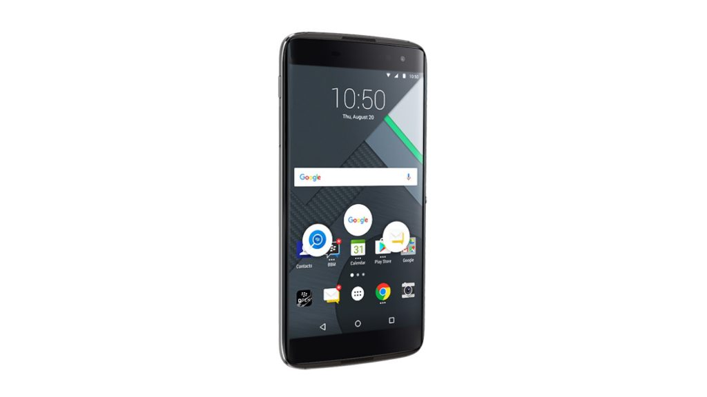 BlackBerry Announces New 5.5-Inch Android Phone, the DTEK60