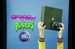 Sony Debuts Bizarre 80s-Style Advert for PlayStation 4 Pro
