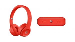 Beats Solo3 and Pill+ to be Released in PRODUCT(RED) Color