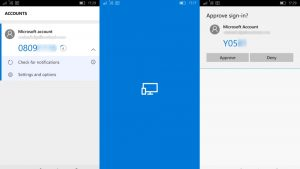 Microsoft Authenticator Goes Post-Beta on Windows 10 Mobile