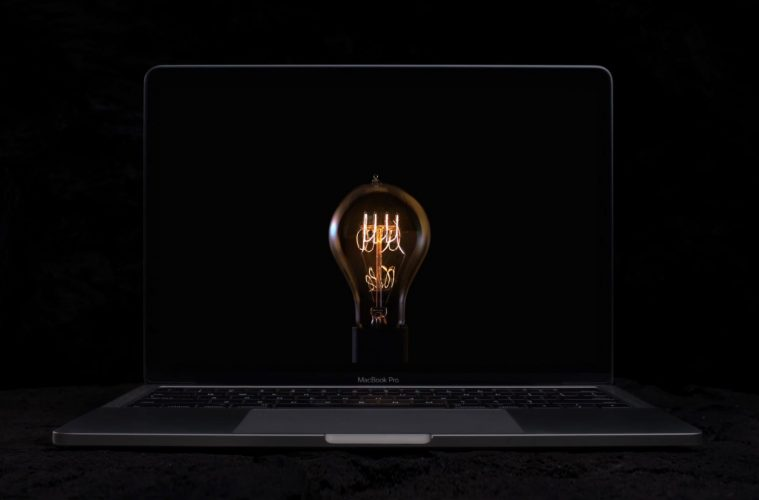 Enigmatic 'Bulbs' Ad Focuses on New MacBook Pro's Touch Bar