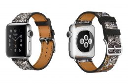 "Hermès to Sell Special ""Ecuador Tattoo"" Band for Apple Watch"