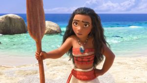 Moana Could Beat Frozen's Thanksgiving Box Office Record