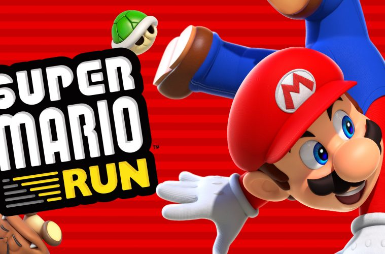 Super Mario Run Reviews Poorly, Nintendo's Share Prices Fall