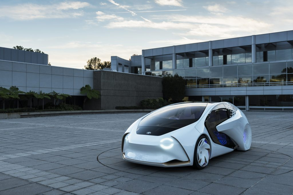 Toyota Unveils Plans For A Car That Can Read Emotions