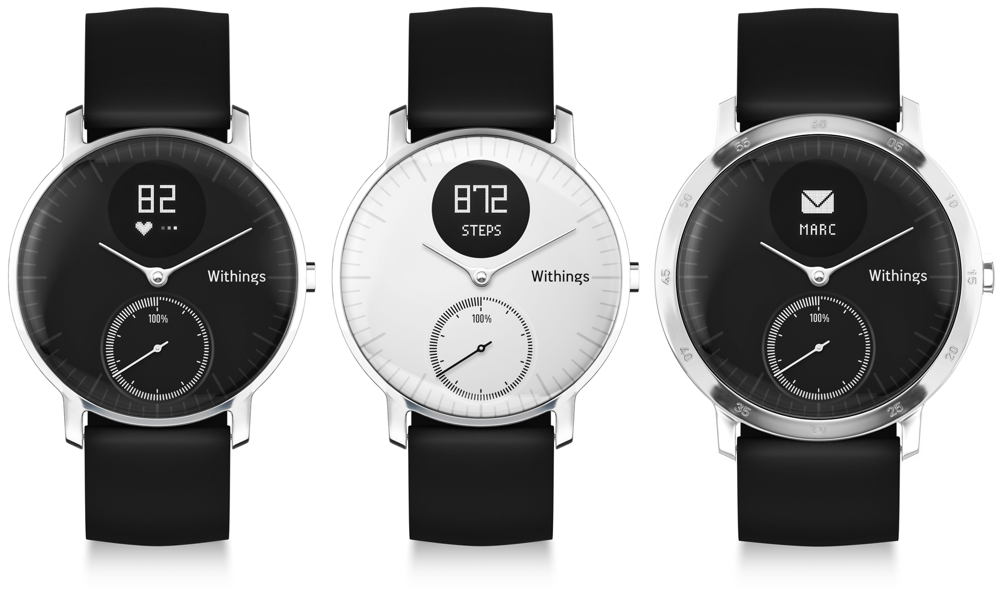 Photo of Withings Steel HR could be the best looking fitness tracker ever made