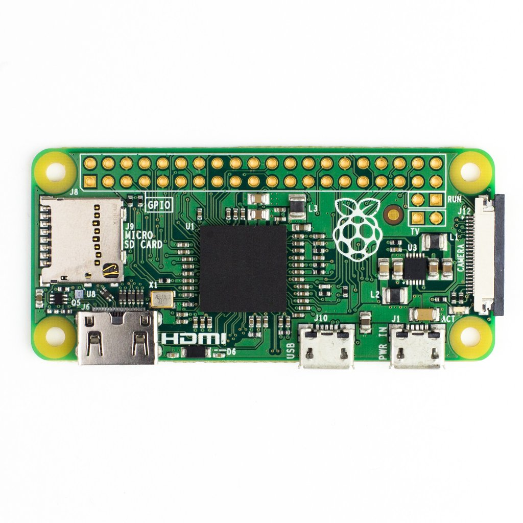 The new Raspberry Pi Zero W is still as small as a stick ...