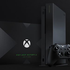 """Microsoft exec enthuses about """"no compromise"""" Xbox One X"""