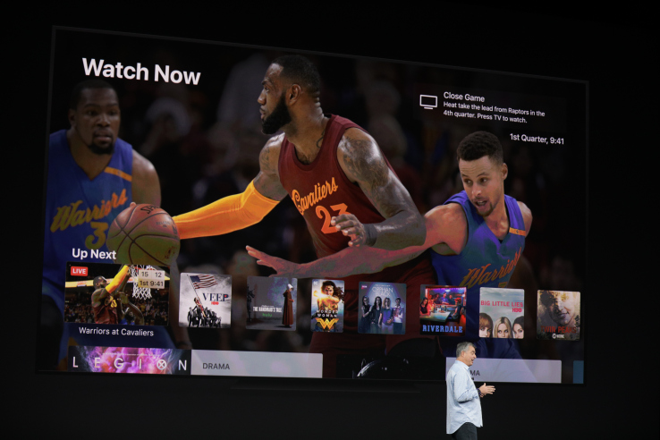 Photo of Apple seeking a sports editor to curate new live sports features for TV app