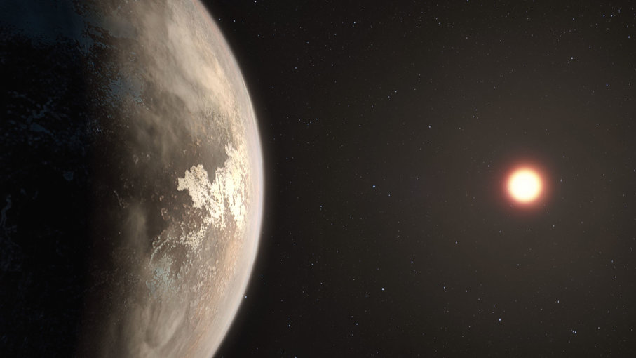 Photo of Discovery of new exoplanet might be our best hope at finding alien life