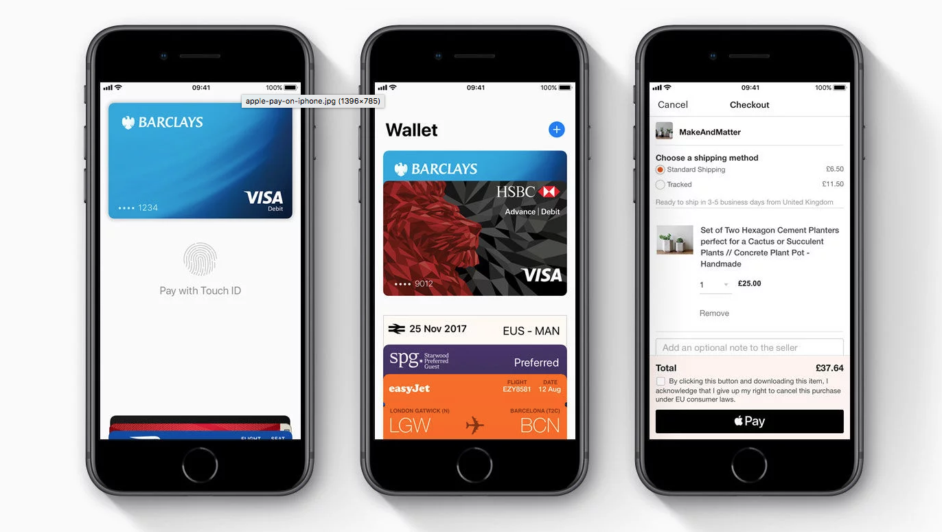 Photo of Apple Pay expands in United States, China, France and Ireland