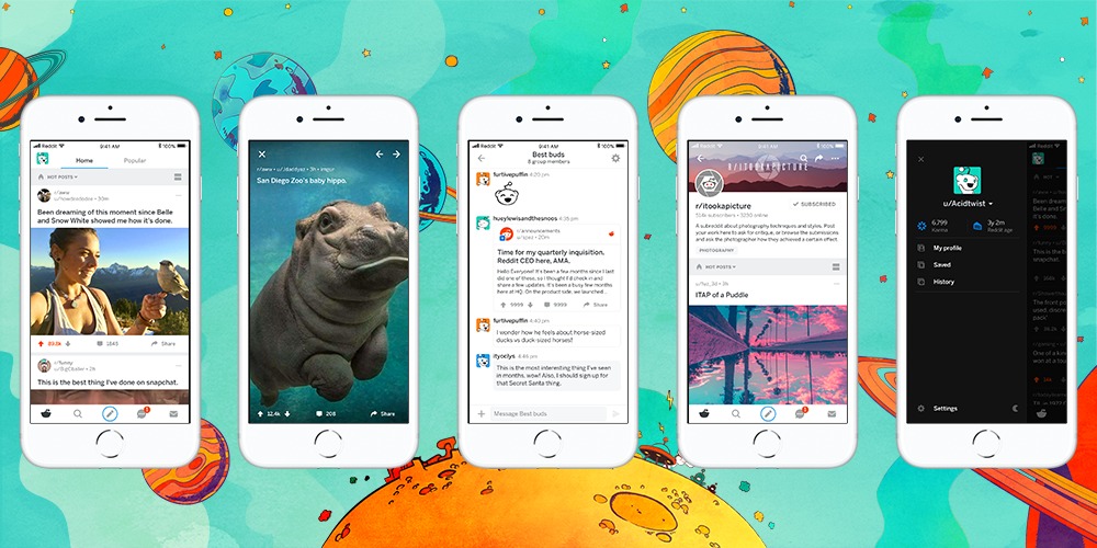 Photo of Reddit launches updated app with new features