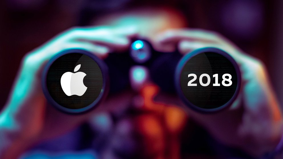 Photo of What we're expecting from Apple in 2018…
