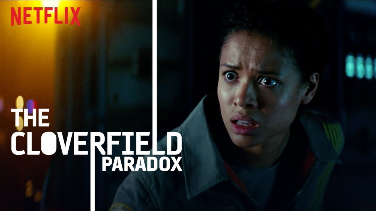 Photo of Netflix release 'The Cloverfield Paradox'