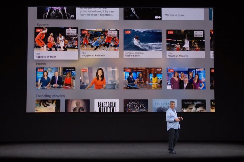 Photo of Apple finally releases live News section for Apple TV