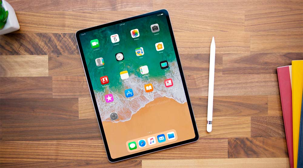 Photo of 2018 iPad now available at most US Apple stores