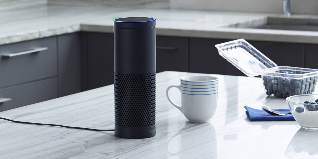 Photo of Amazon Alexa recorded and sent a private conversation