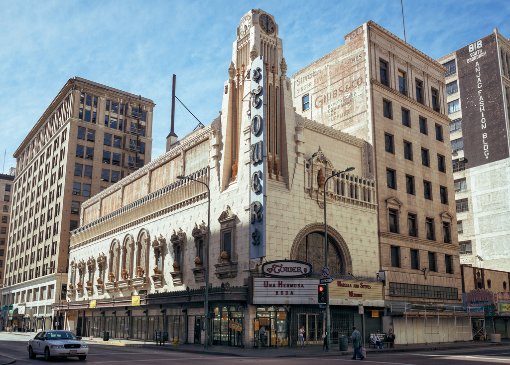 Photo of Apple may be turning another LA landmark into a retail store