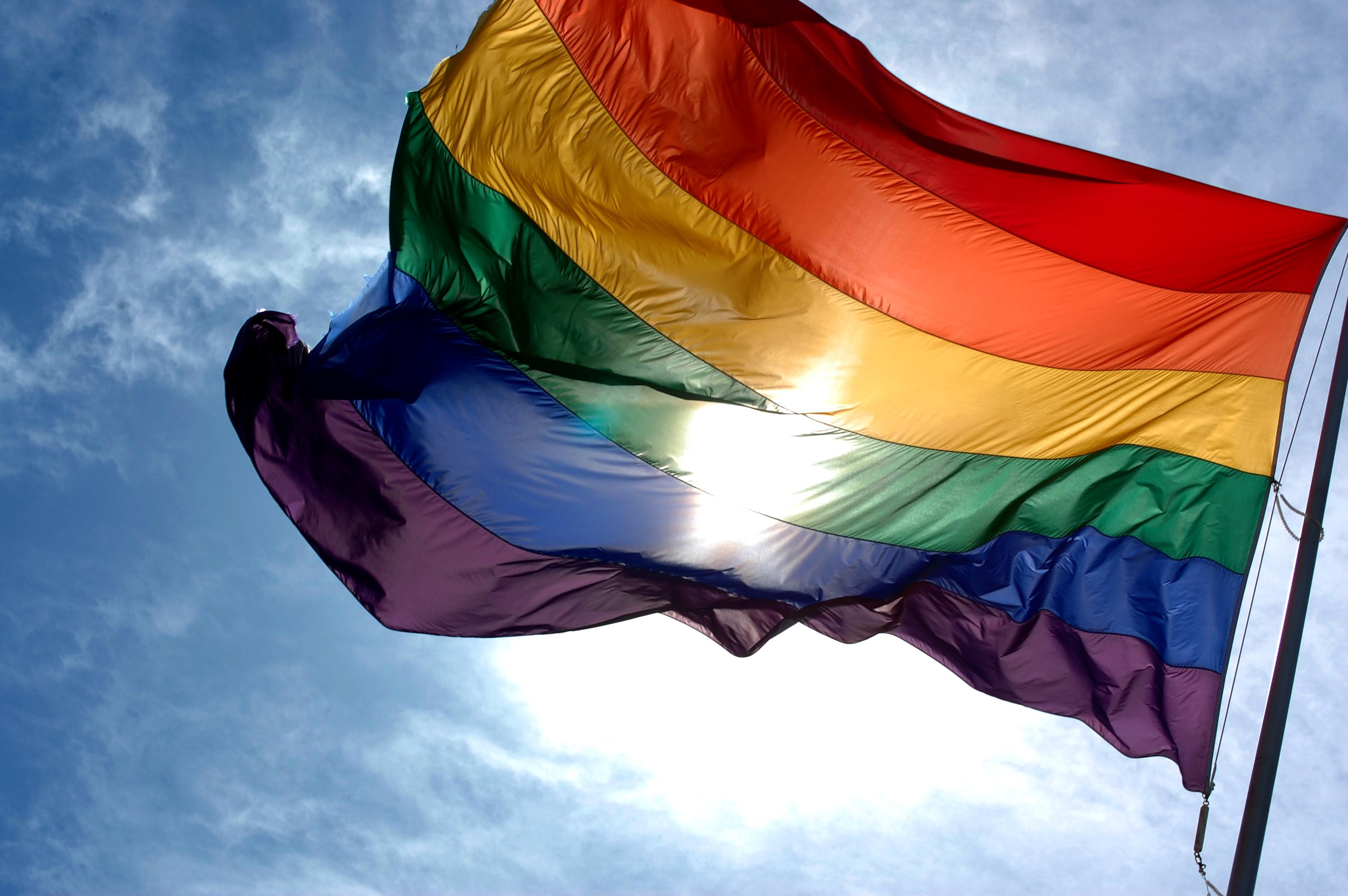 Photo of Apple celebrates Pride day in San Francisco