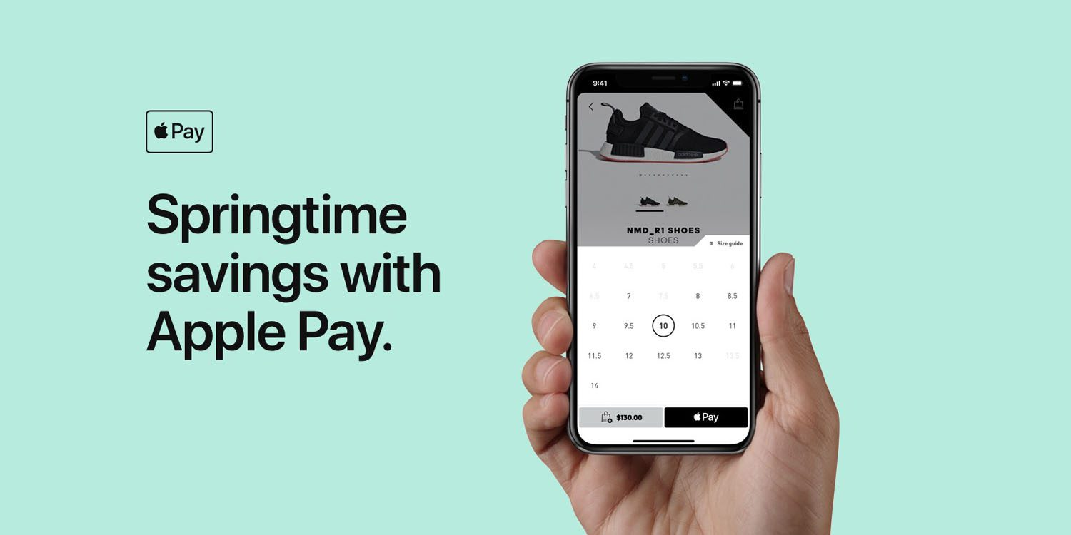Photo of Get 15% off Adidas with the latest Apple Pay promo