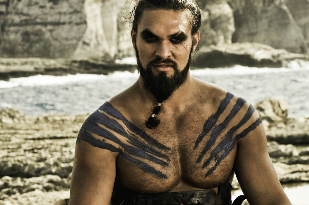 Photo of Game of Thrones star Jason Momoa cast in Apple's futuristic drama series