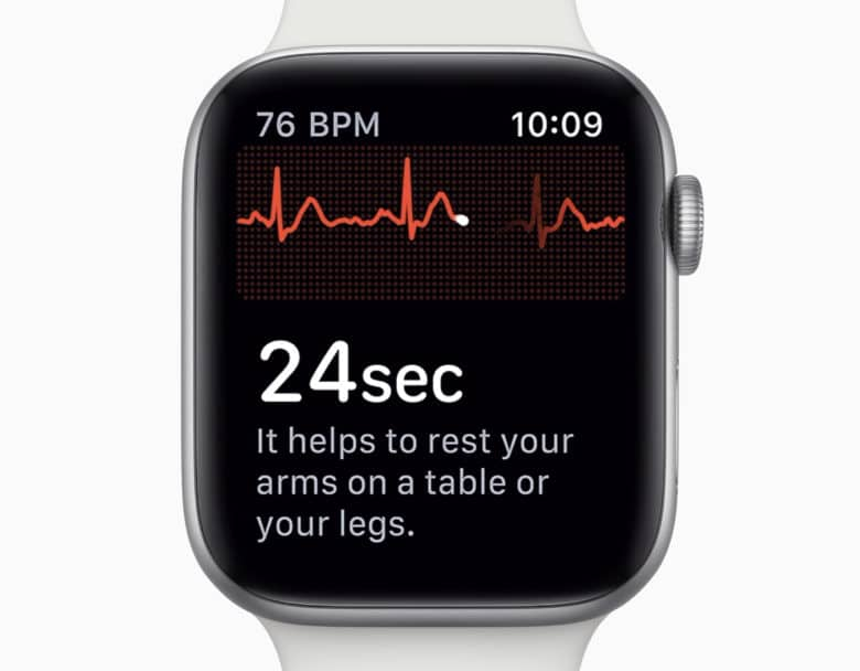 Photo of Apple Watch credited with saving yet another life