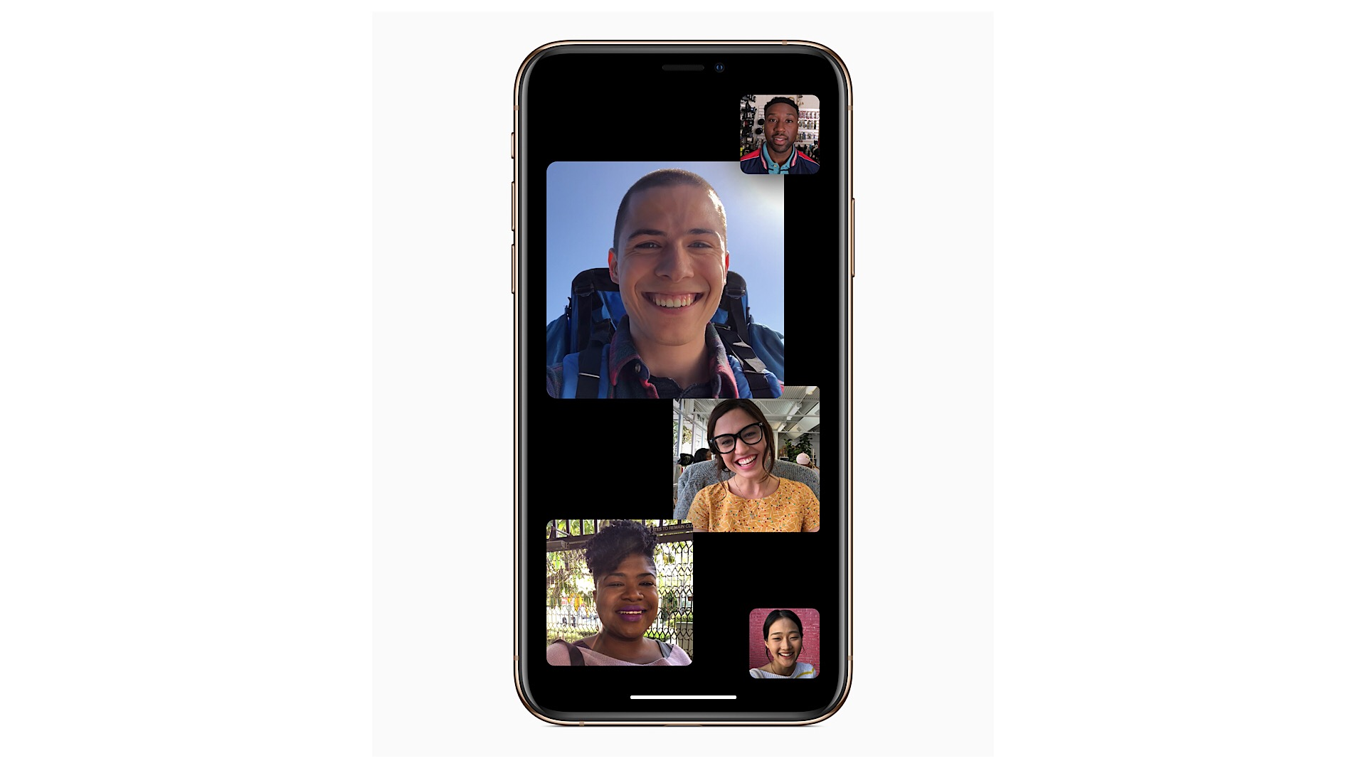 Photo of iOS 12.1 released with eSIM support, Group FaceTime, more
