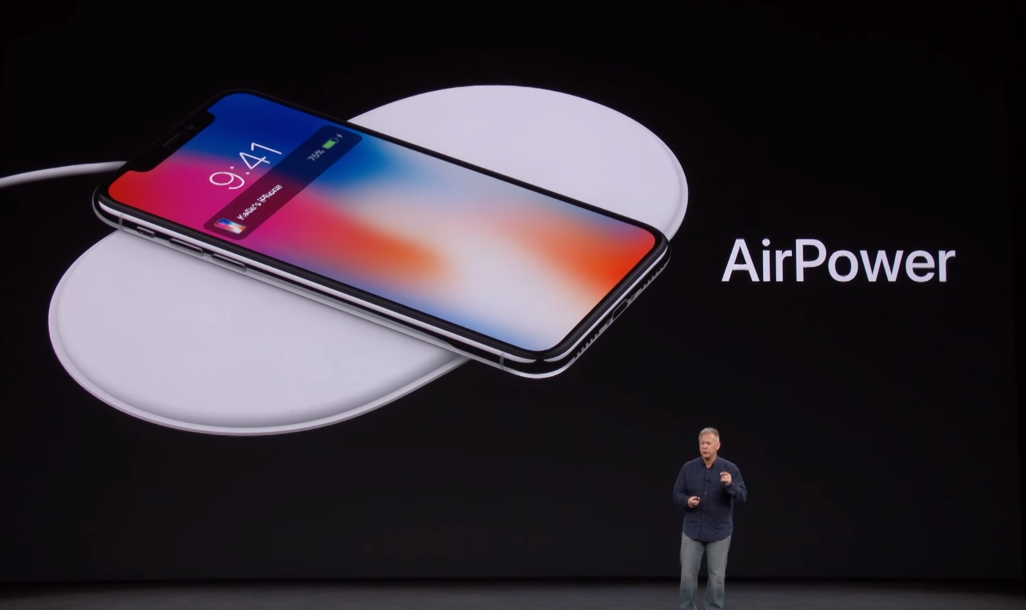 Photo of AirPower pulled from production