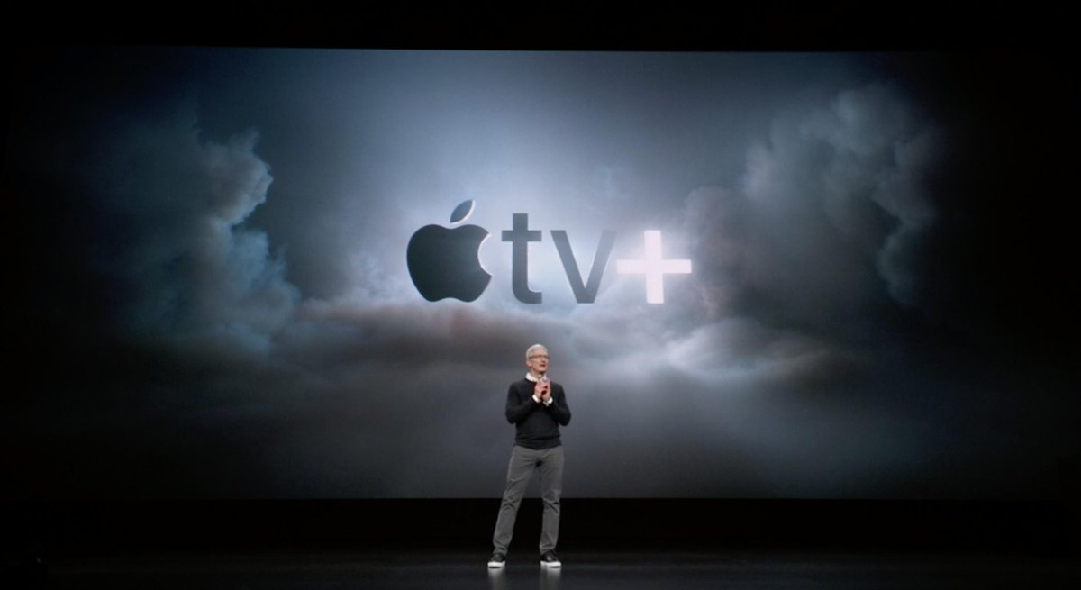 Photo of Apple Lifts the Lid on New Apple TV+ Service and App