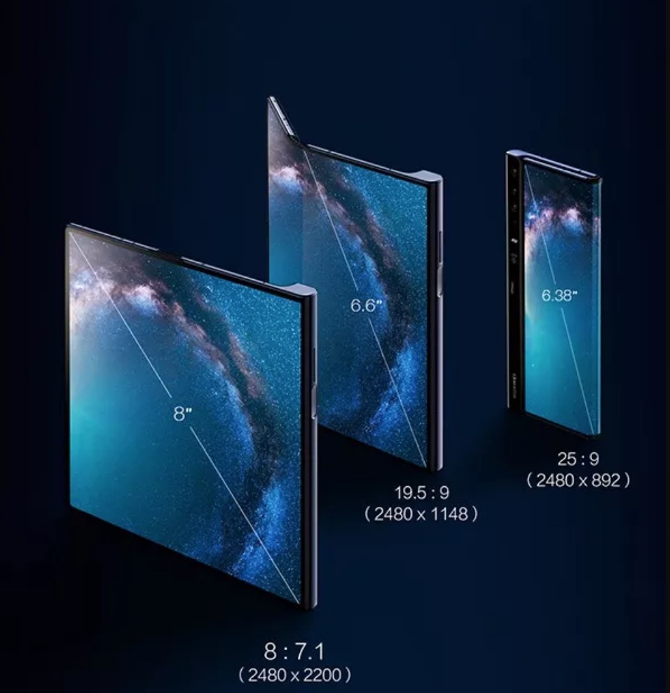 Photo of Apple stay silent on foldable technology as Samsung look to dominate market